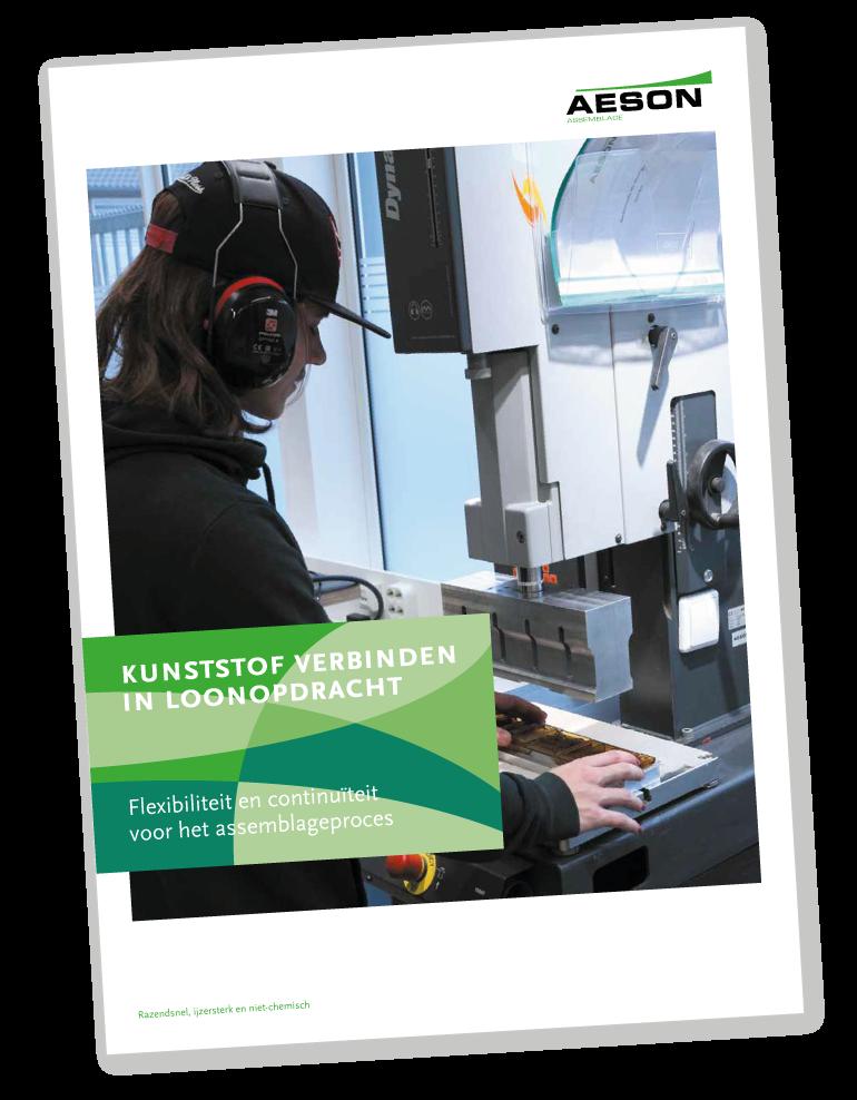 Downloads Aeson Knowledge Center für das Zusammenfügen von Kunststoffen