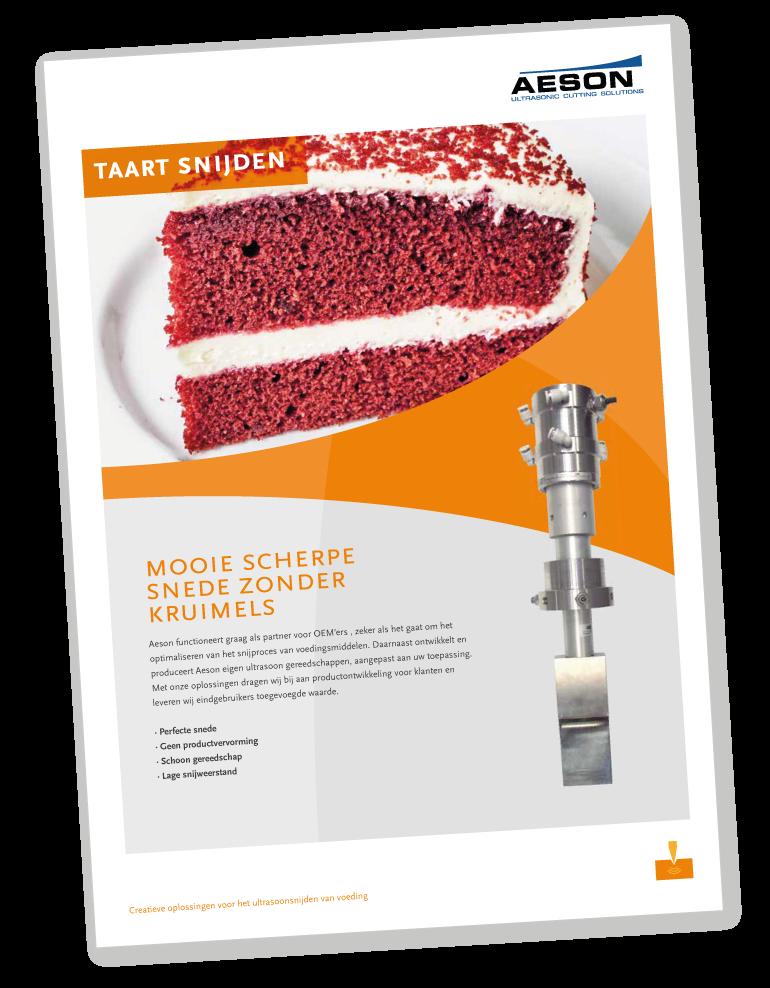 Downloads Ordner Ultraschall schneiden Aeson Kuchen